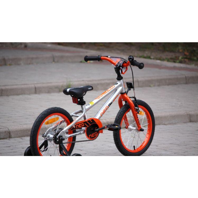 """Велосипед 16"""" Apollo Neo boys 2019"""