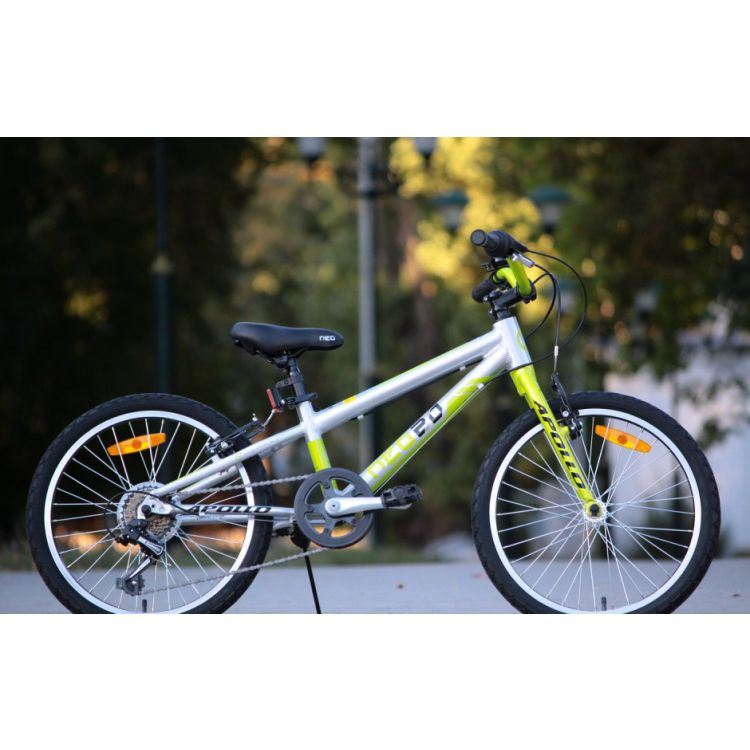 """Велосипед 20"""" Apollo Neo 6s boys 2019"""