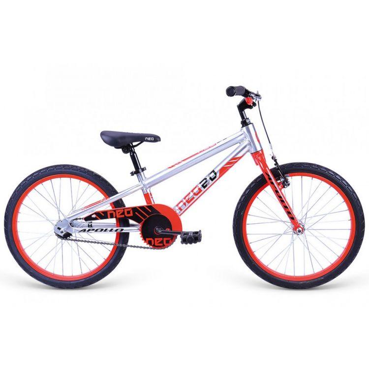 """Велосипед 20"""" Apollo Neo boys 2019"""