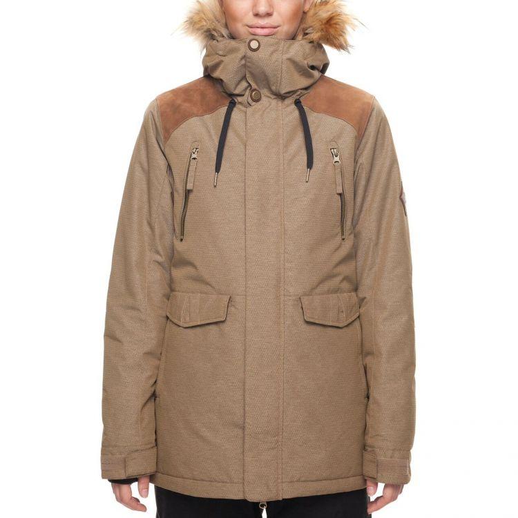 Куртка женская 686 Ceremony Insulated Jacket 17/18