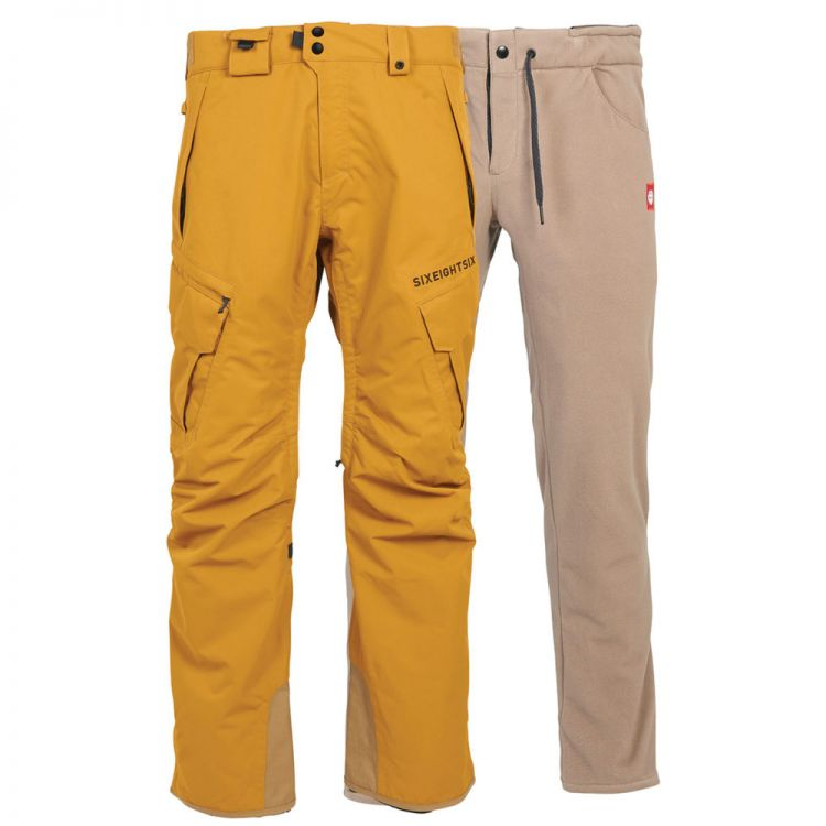 Штаны 686 Smarty 3-in-1 Cargo Pant 19/20
