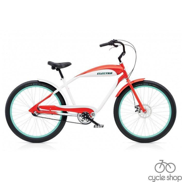 """Велосипед 26"""" Electra EBC 93' 3i 2019"""