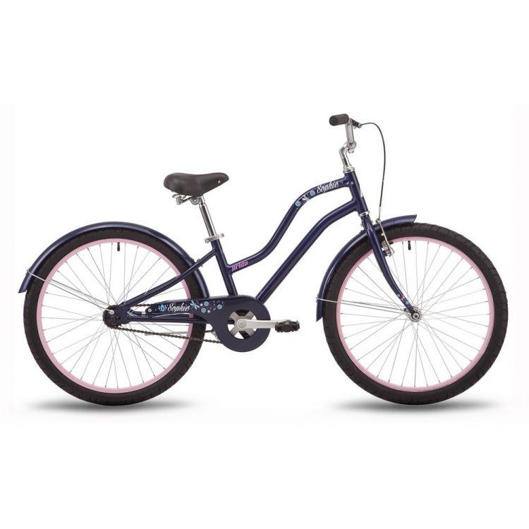 "Велосипед 24"" Pride Sophie 4.1 2019 темно-синий"