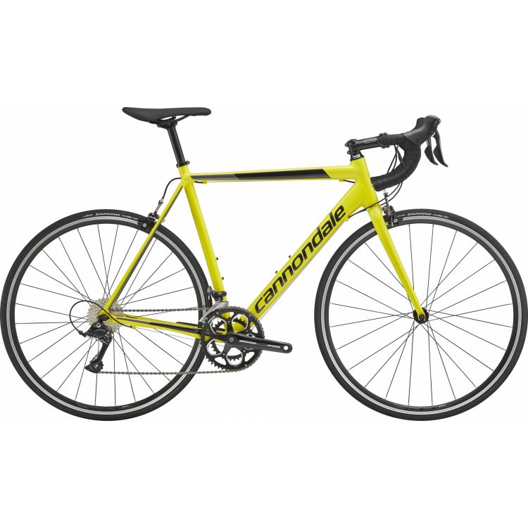"Велосипед 28"" Cannondale CAAD Optimo Sora 2019 Hot Yellow"