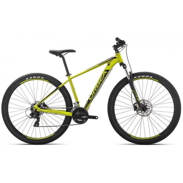"""Велосипед 27,5"""" Orbea MX 27 60 2019 Pistachio Black"""