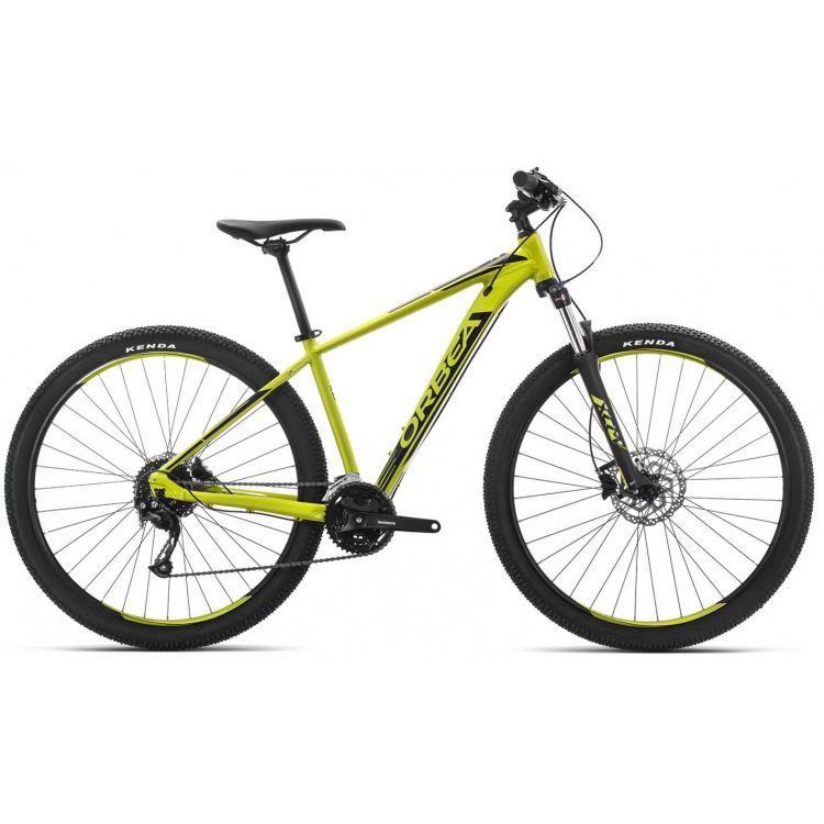 """Велосипед 29"""" Orbea MX 29 40 2019 Pistachio Black"""