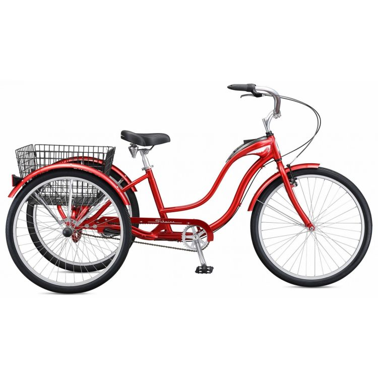 "Велосипед 26"" Schwinn TOWN and COUNTRY 2019 Red"