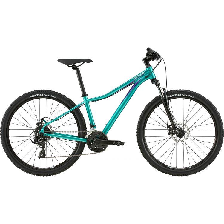 """Велосипед Cannondale TANGO 6 Feminine 2020 Turqoise (27,5 - 29"""")"""