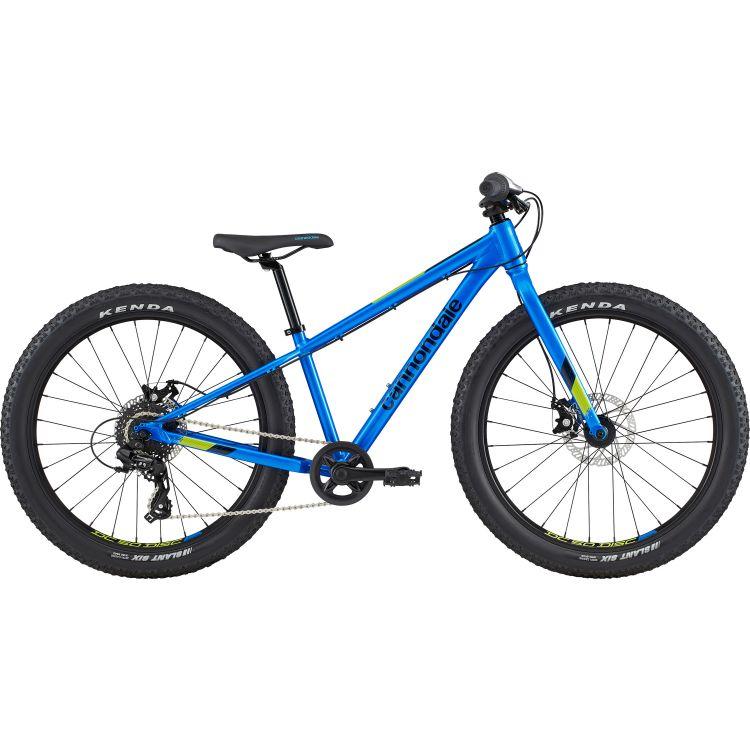 "Велосипед 24+"" Cannondale CUJO OS 2020 Electric Blue"