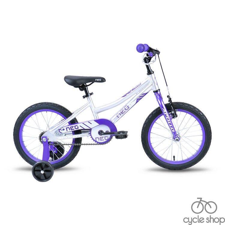 """Велосипед 16"""" Apollo Neo girls 2019"""