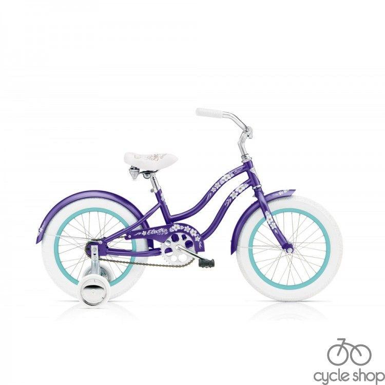"""Велосипед 16"""" ELECTRA Hawaii Girl's Purple Metallic"""