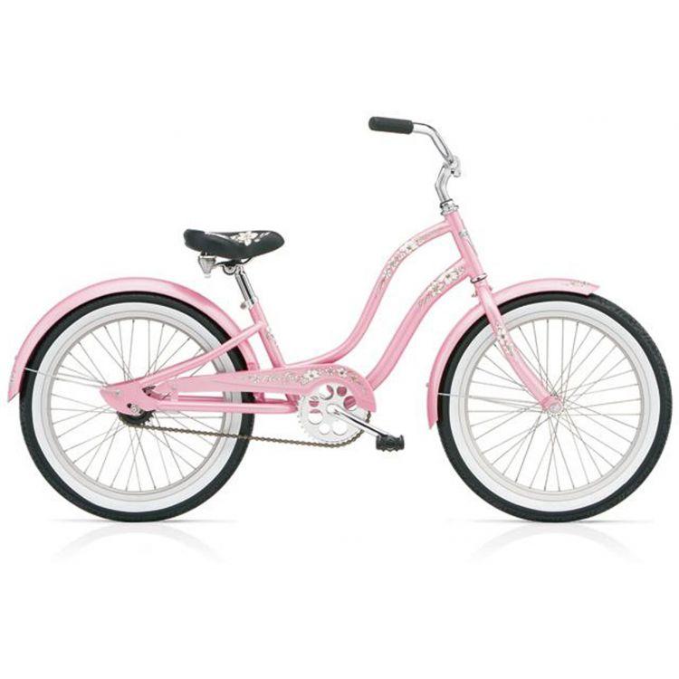 """Велосипед 16"""" ELECTRA Hawaii Kids 1 Pink girls"""