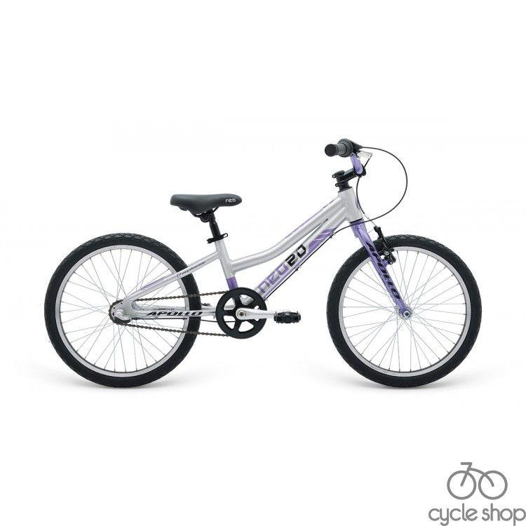 """Велосипед 20"""" Apollo NEO 3i girls 2019 фиолетовый / черный"""