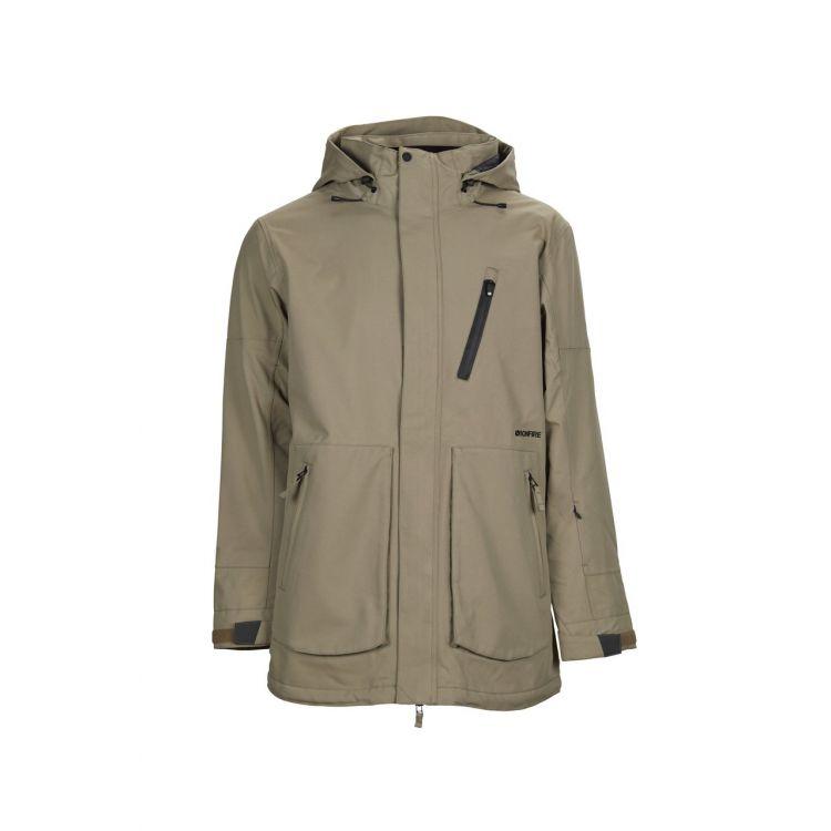 Куртка BonFire Strata Jacket Insulated 18/19