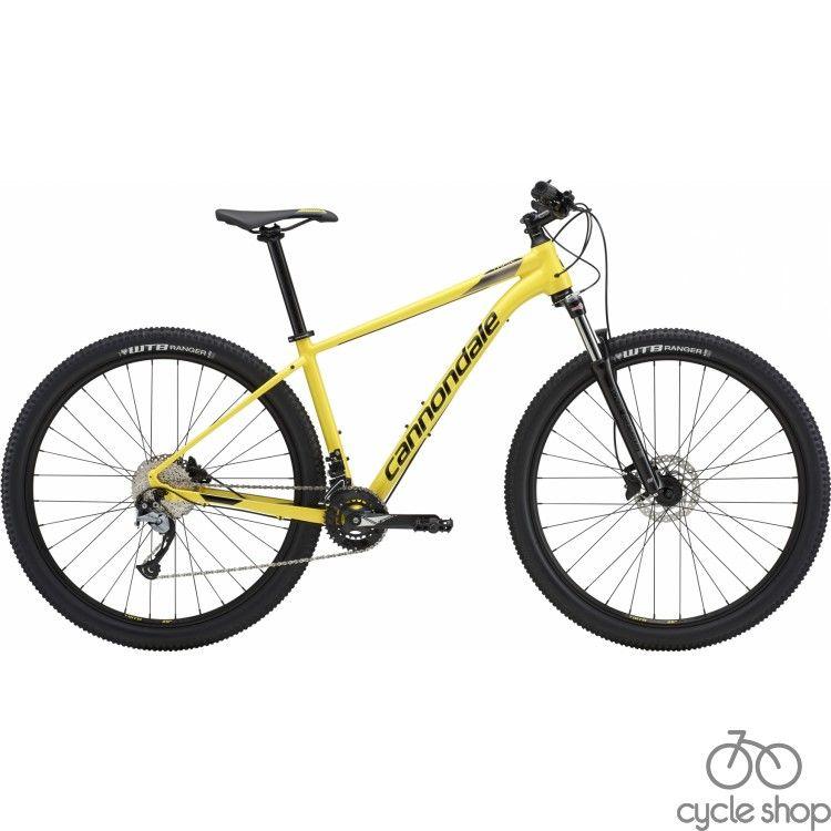 """Велосипед 27,5"""" Cannondale Trail 6 2019"""