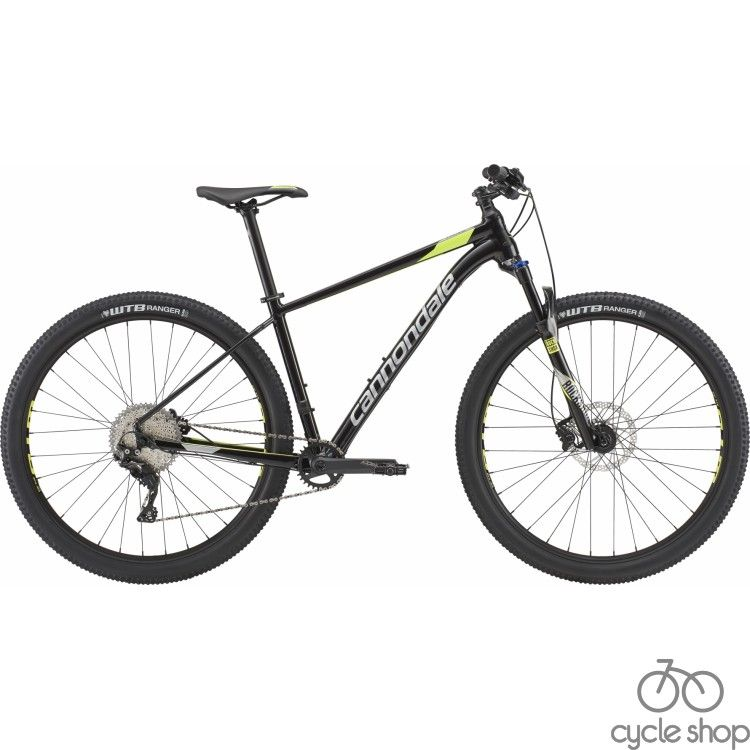 """Велосипед 29"""" Cannondale Trail 2 2019 Black"""
