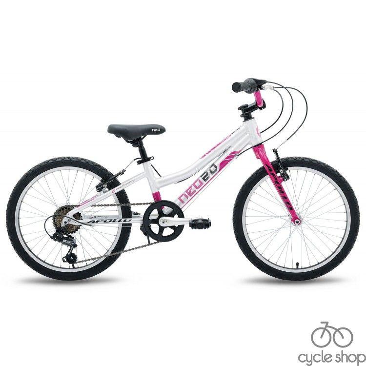 """Велосипед 20"""" Apollo Neo 6s girls 2019"""
