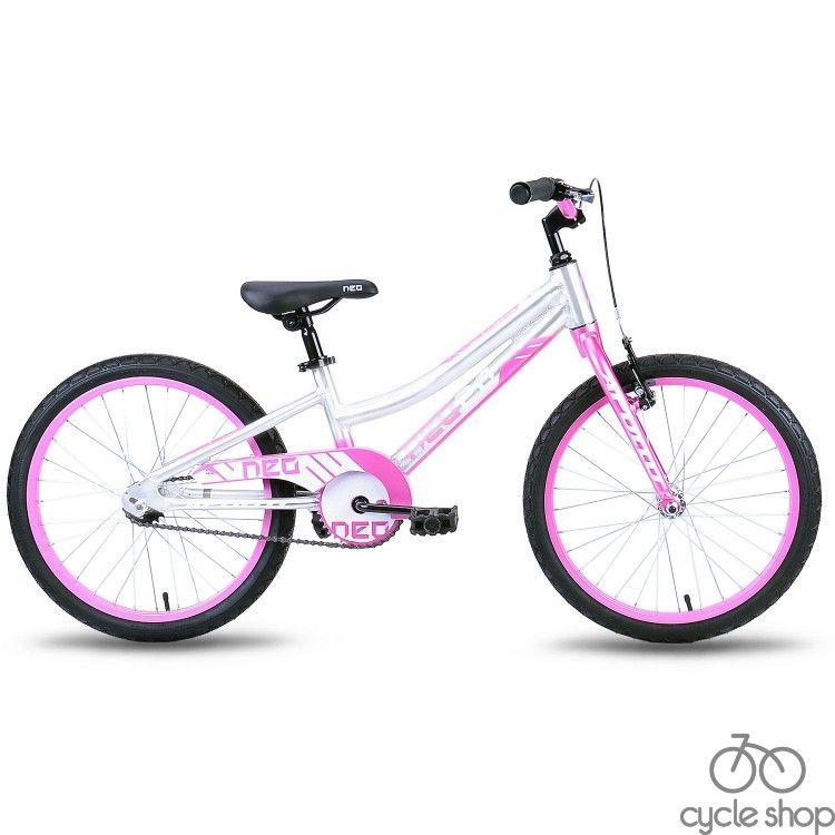 """Велосипед 20"""" Apollo Neo girls 2019"""