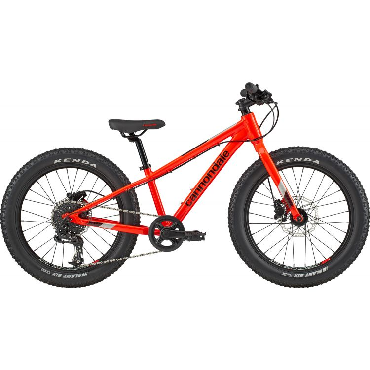 "Велосипед 20+"" Cannondale CUJO Race OS 2020 Acid Red"