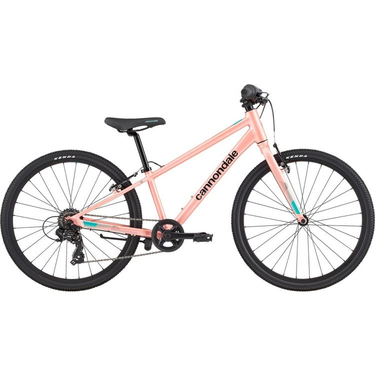 """Велосипед 24"""" Cannondale QUICK GIRLS OS 2021"""