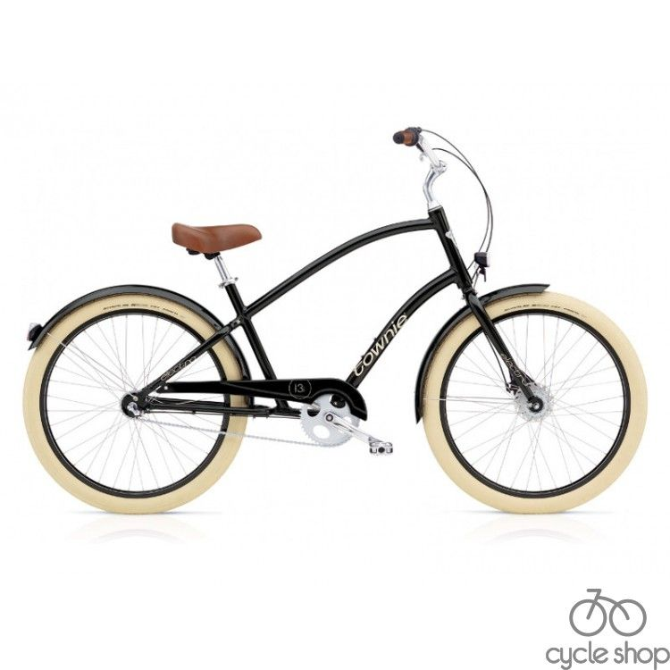 "Велосипед 26"" ELECTRA Townie Balloon 8D Men's black"
