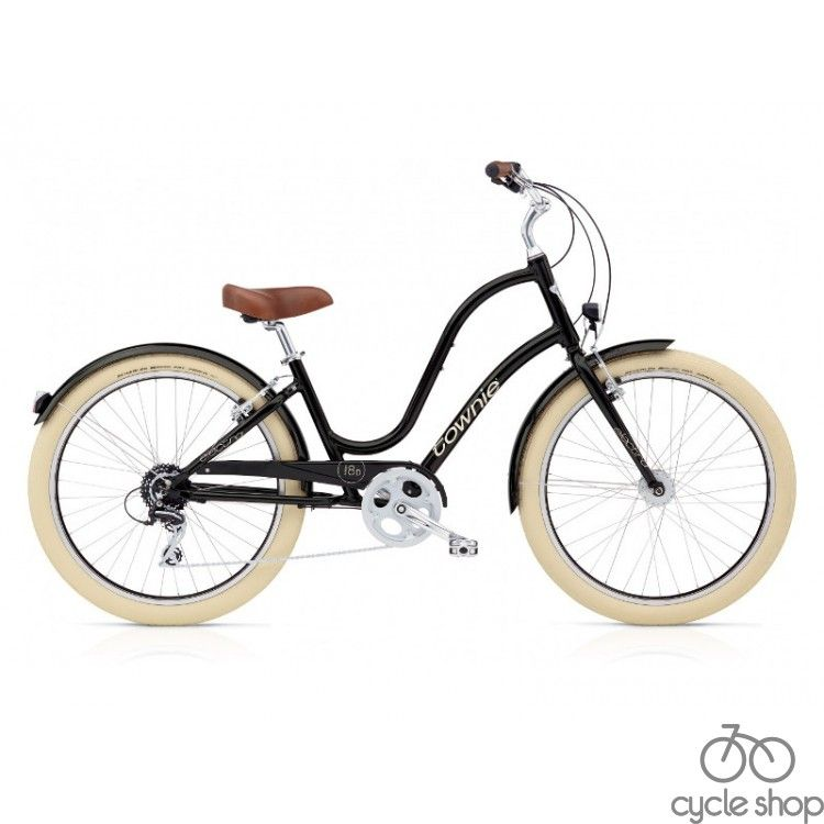 "Велосипед 26"" ELECTRA Townie Balloon 7i Ladie ebony"