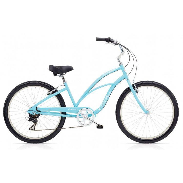 "Велосипед 26"" ELECTRA Cruiser 7D Ladie's Light Blue"