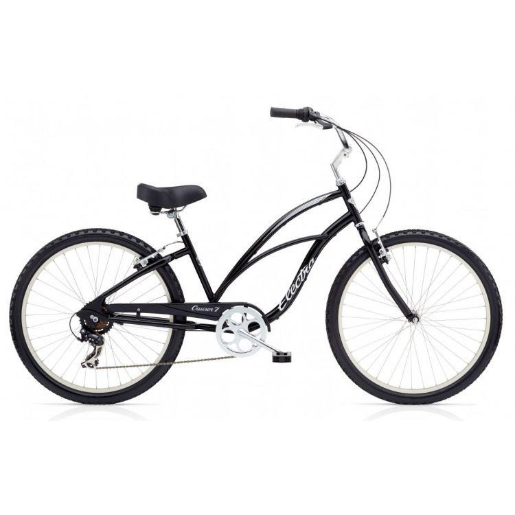 """Велосипед 26"""" ELECTRA Cruiser 7D Ladie's Black"""
