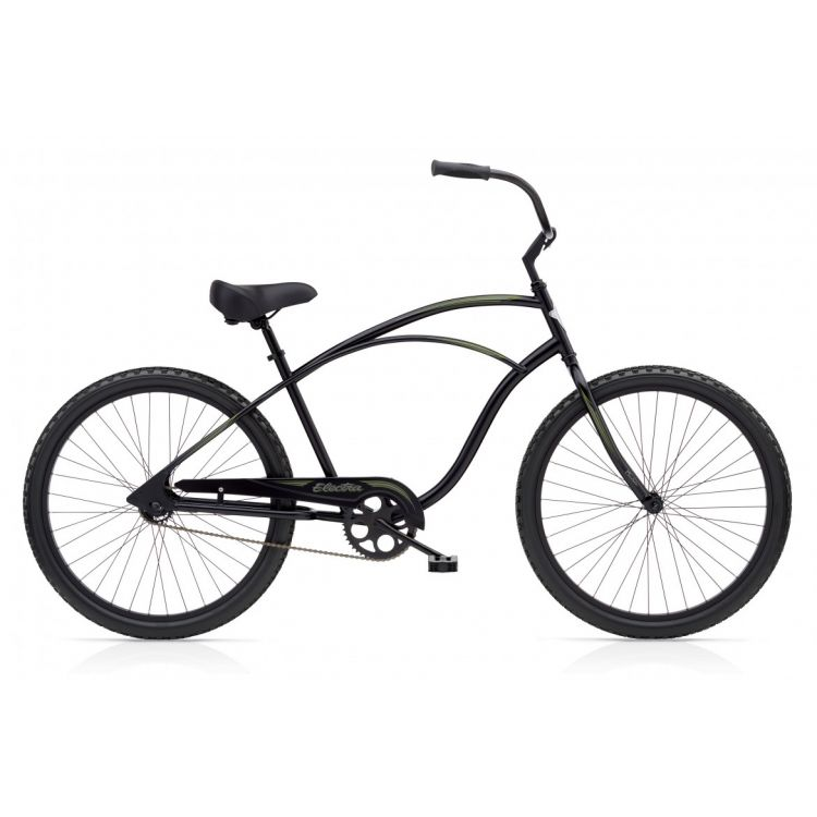 "Велосипед 26"" ELECTRA Cruiser 1 Men's black"