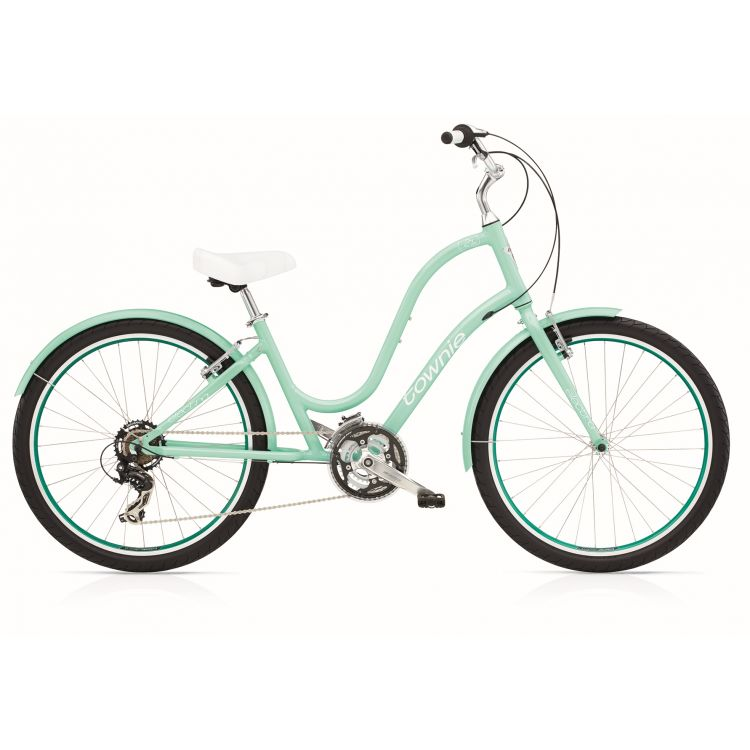"Велосипед 26"" ELECTRA Townie Original 21D Ladie wintermint"