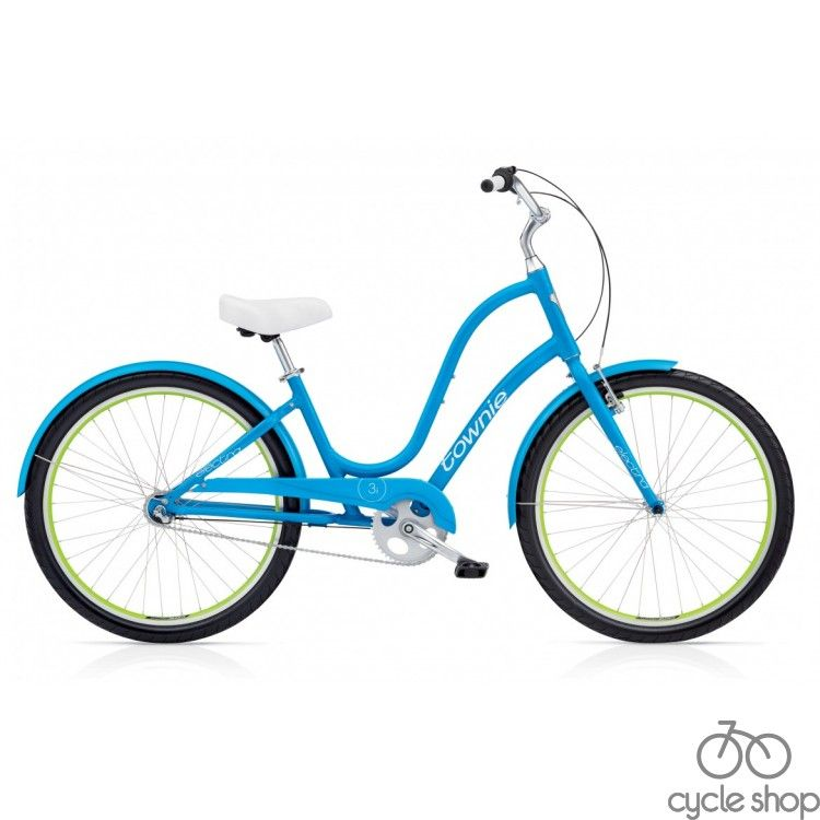 "Велосипед 26"" ELECTRA Townie Original 3i Ladie's Caribbean Blue"