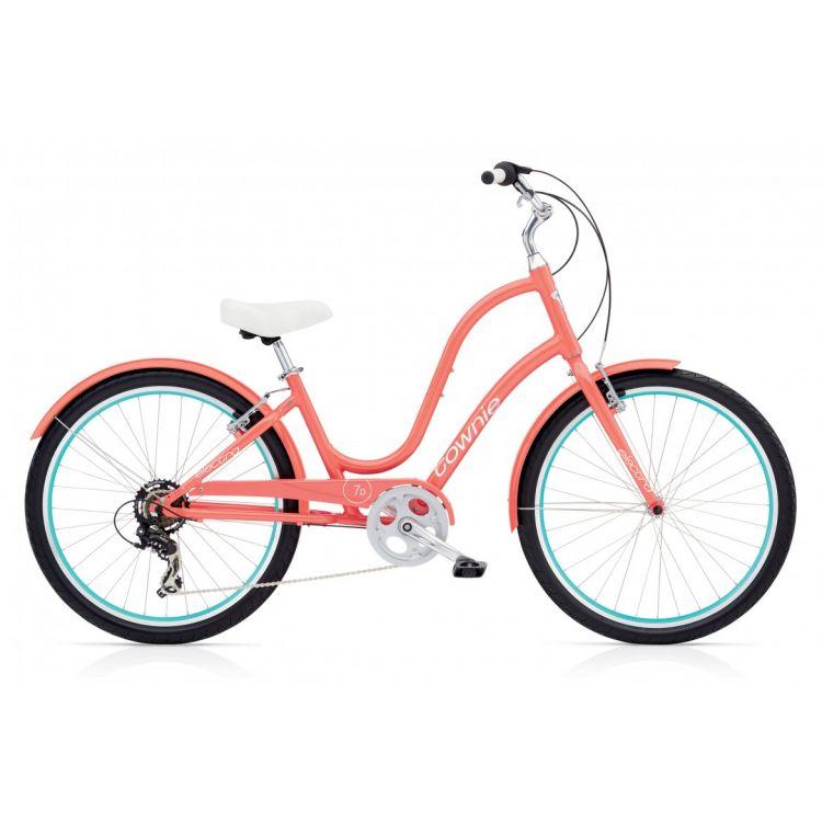 "Велосипед 26"" ELECTRA Townie Original 7D Ladie's coral"