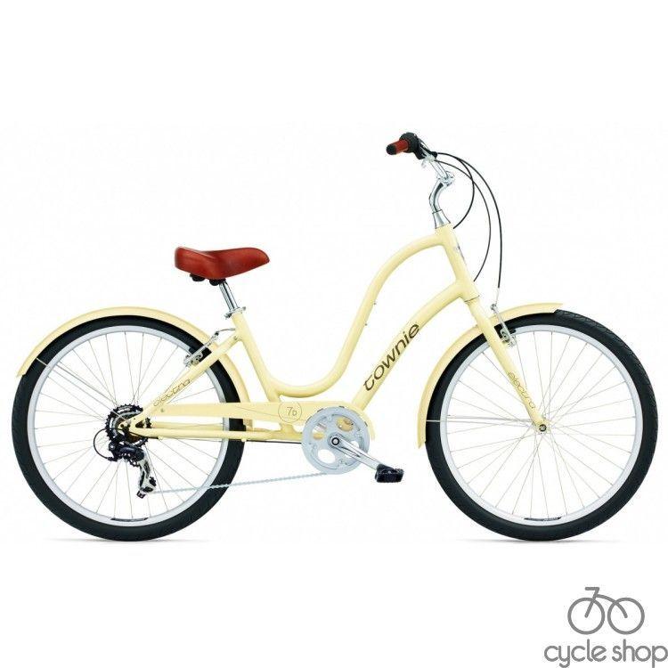 """Велосипед 26"""" ELECTRA Townie Original 7D Ladie's Vanilla"""