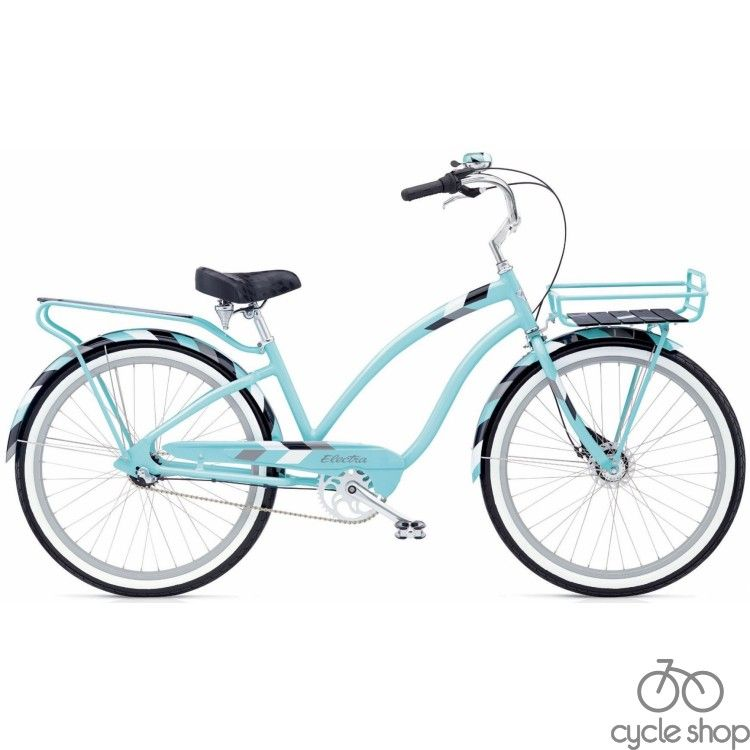 """Велосипед 26"""" Electra Daydreamer 3i Ladies 2019 Mineral Blue"""