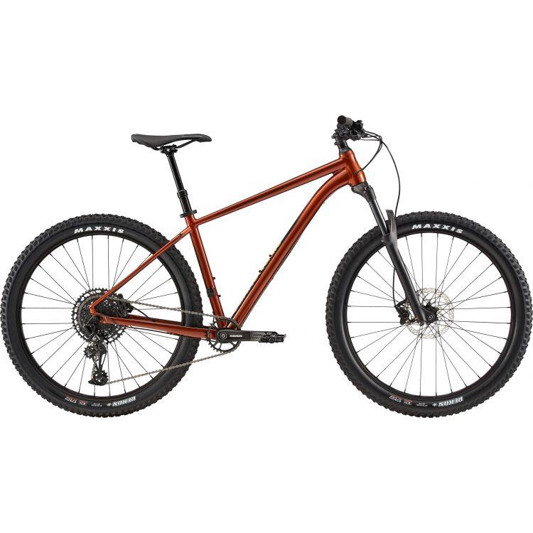 "Велосипед 27,5+"" Cannondale Cujo 1 2020 Sienna"