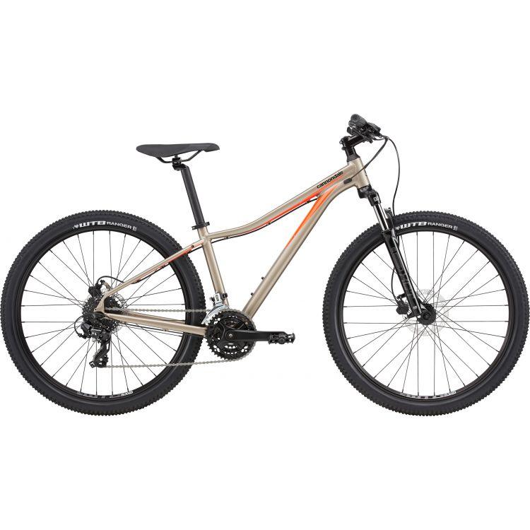 """Велосипед 27,5"""" Cannondale TANGO 5 Feminine 2020 Meteor Gray"""