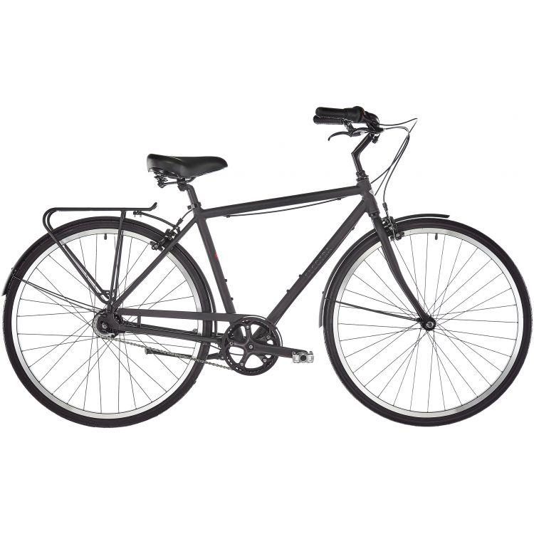 """Велосипед 28"""" Electra Loft 7i Men's 2020 Matte Black"""