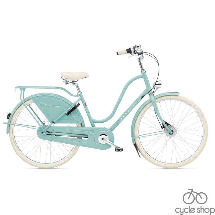 """Велосипед 28"""" ELECTRA Amsterdam Royal 8i Ladie's Aquamarine"""