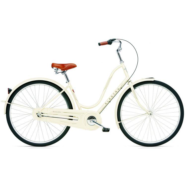 "Велосипед 28"" ELECTRA Amsterdam Original 3i Al cream ladie's"