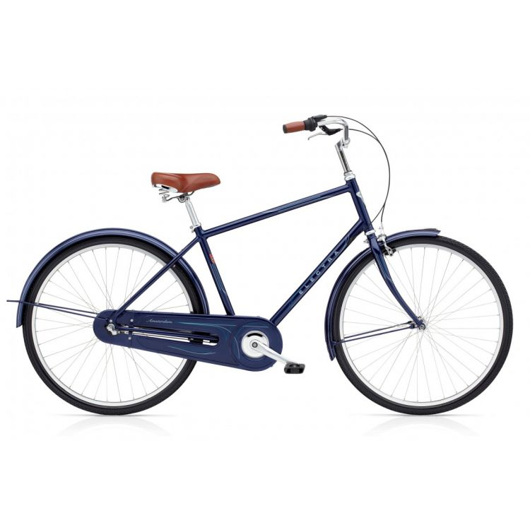 "Велосипед 28"" ELECTRA Amsterdam Original 3i dark blue metallic"