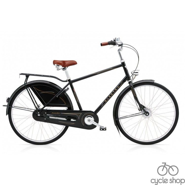 "Велосипед 28"" ELECTRA Amsterdam Royal 8i men's black"