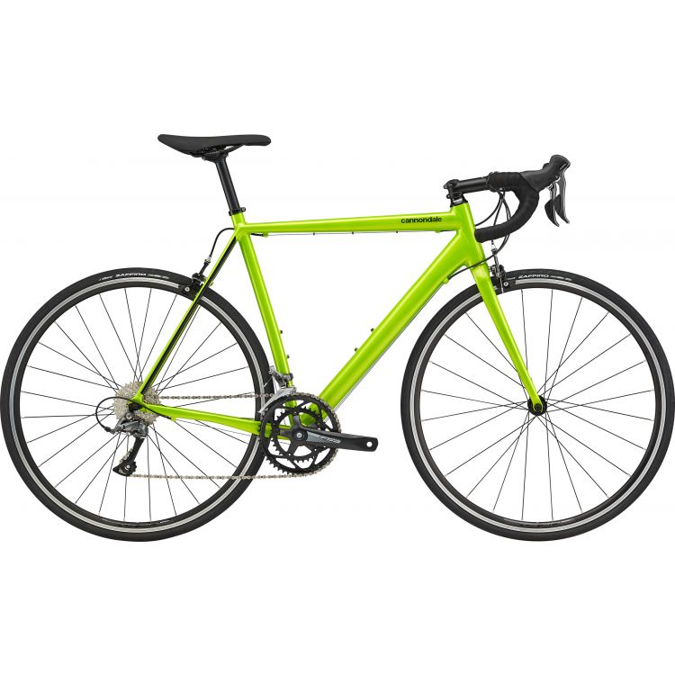"Велосипед 28"" Cannondale CAAD Optimo Claris рама - 51см 2020 Acid Green"