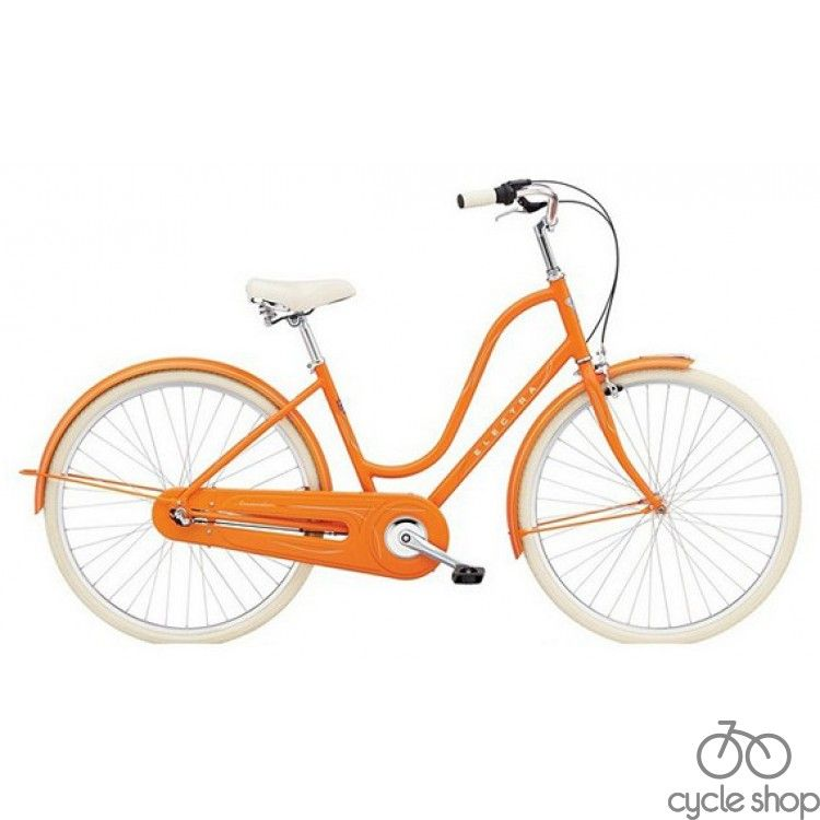 "Велосипед 28"" ELECTRA Amsterdam Original 3i Al Ladies Orange"