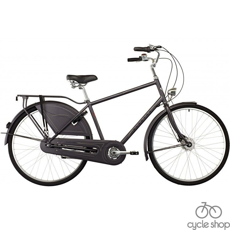 "Велосипед 28"" Electra Amsterdam Royal 8i Men's 2019 Graphite"