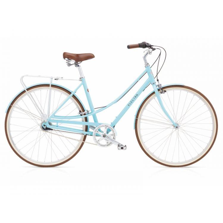 """Велосипед 28"""" ELECTRA Loft 7i Ladie's Teal"""