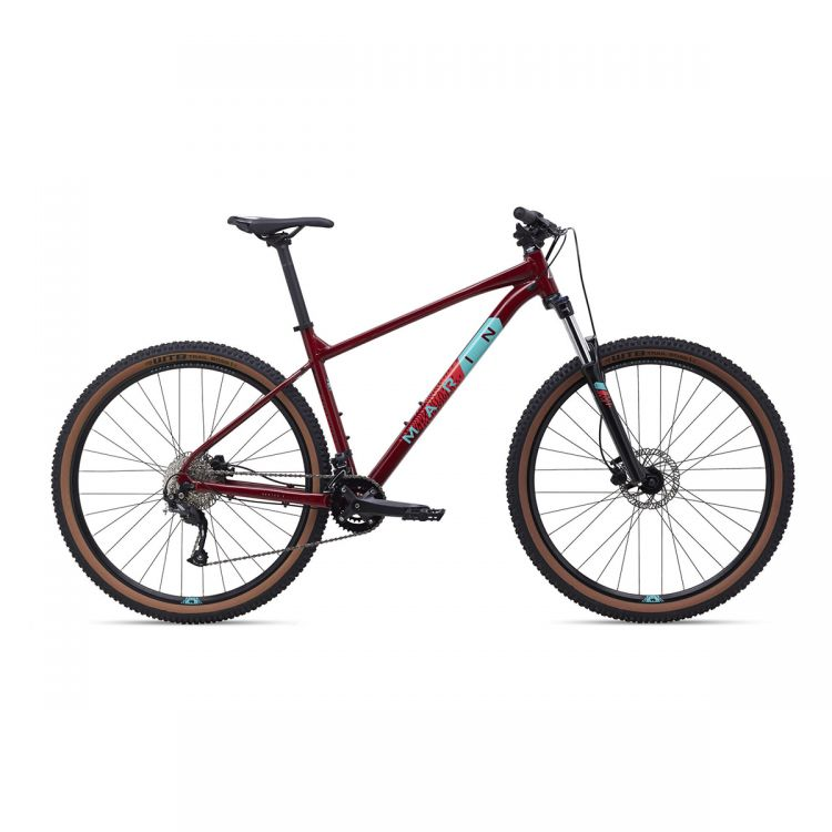"Велосипед Marin Bobcat Trail 4 2020 (27,5""-29"")"