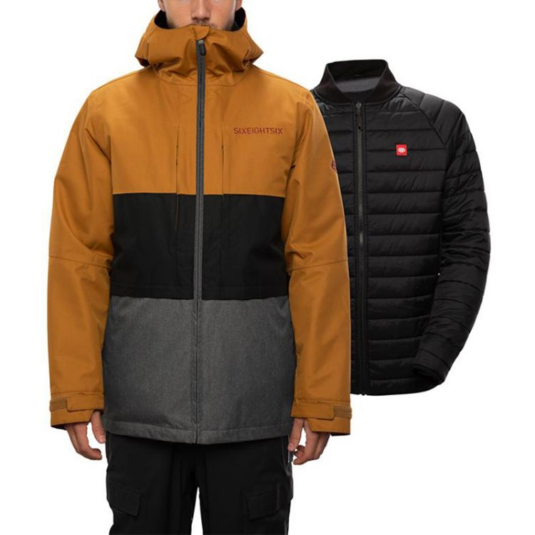 Куртка 686 SMARTY 3-in-1 Form Jacket 20/21