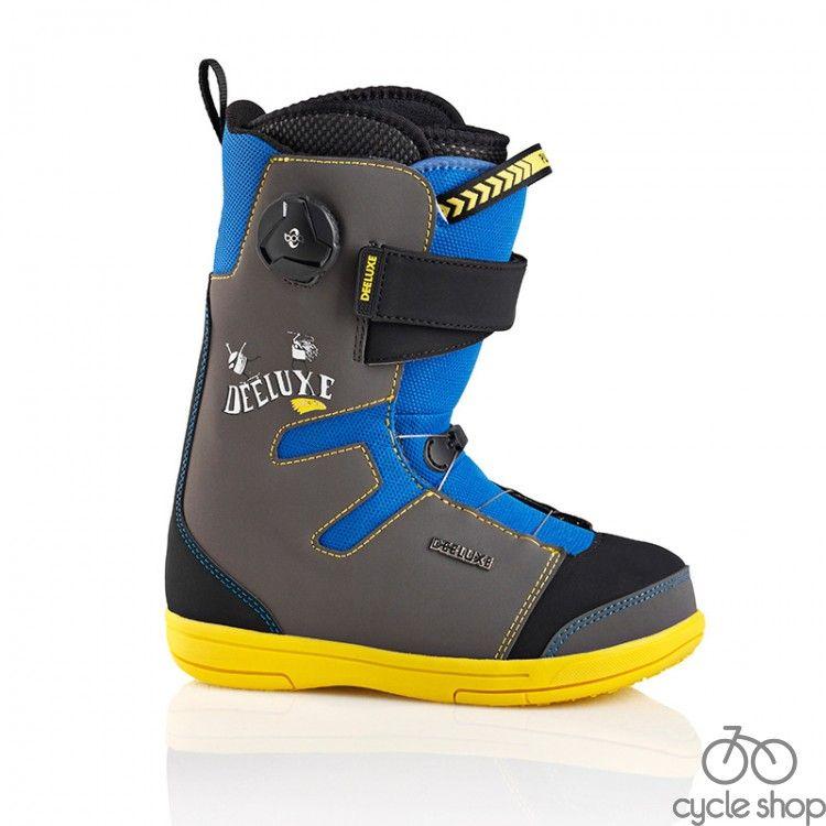 Ботинки Deeluxe Junior multi 2017