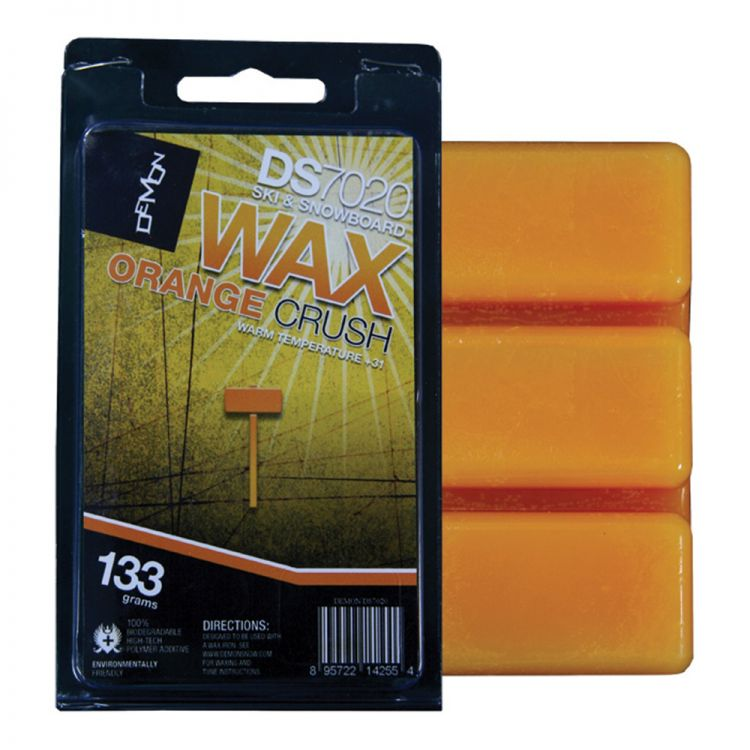 Парафин Demon DS7020 Wax Orange Crush