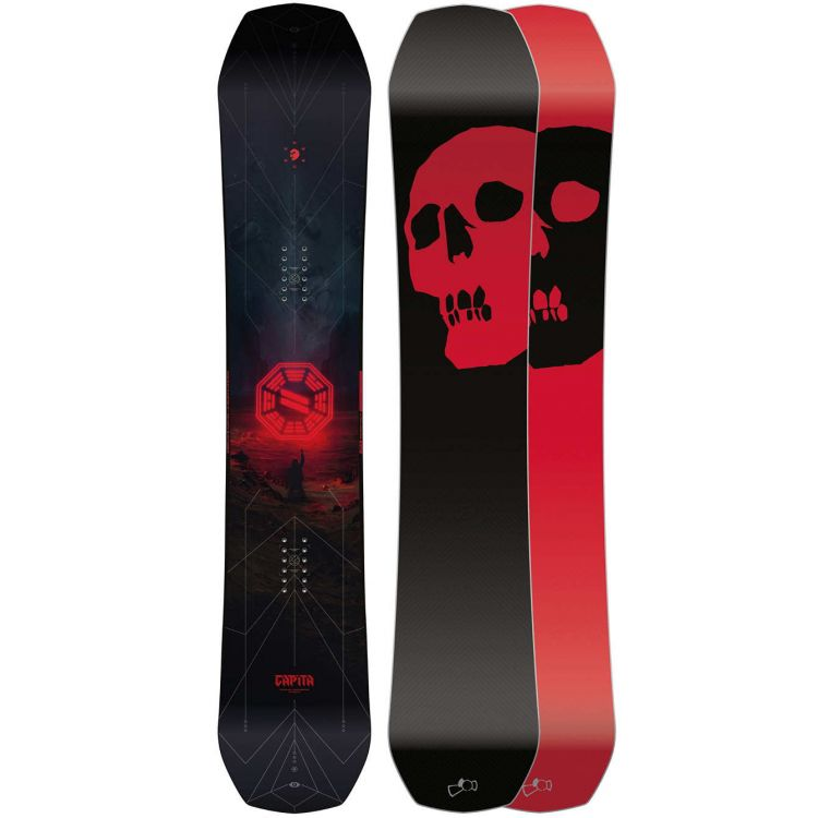 Сноуборд CAPITA The Black Snowboard Of Death 2020 BSOD